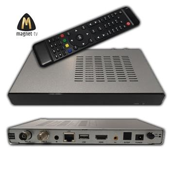 Set top box Panaccess (DVB-S2/T2/C, HEVC, HbbTV, DRM Panaccess)